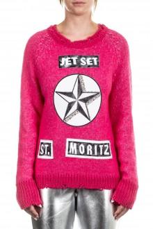 Jet Set Damen Pullover OLGA pink