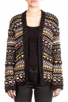 ONE ON ONE Damen Strickjacke GOTHIC multicolour