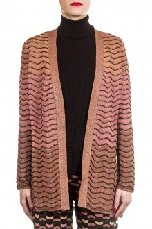 M Missoni Damen Strick Cardigan multicolor