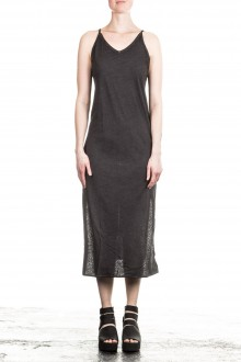 Thom Krom Damen Kleid anthrazit