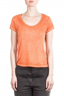 Thom Krom Damen Shirt orange