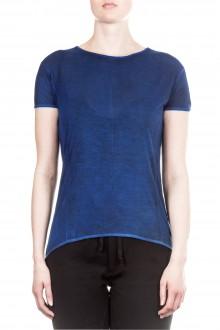 AVANT TOI Damen T-Shirt blau