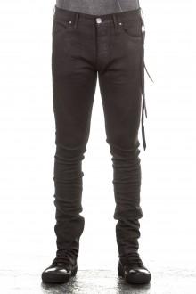 Seigeki Herren Jeans schwarz