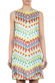 M Missoni Damen Kleid multicolor