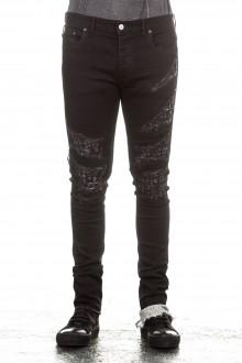 Fagassent Herren Jeans LENBRANT schwarz