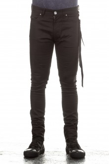 Seigeki Herren Jeans VANILLA schwarz