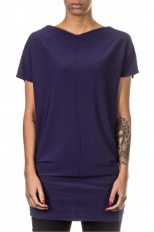 The Swiss Label Damen Top blau