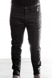 Julius Herren Hose Avantgarde mit Taschen schwarz