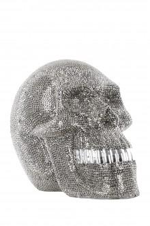 Cor Mulder Strass Skull DIAMOND groß smoke