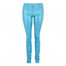 75 Faubourg Skinny Jeans ELECTRIC blau