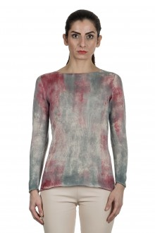F Cashmere Pullover multicolor