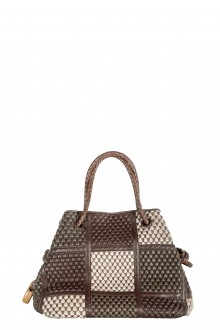 Tissa Fontaneda Shopper BUCKET BAG multicolour