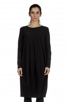 Schella Kann 2 Damen Stretch Kleid schwarz
