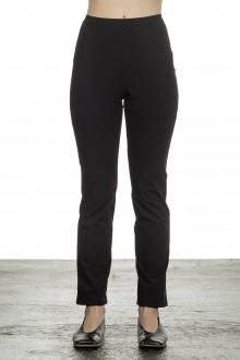 Schella Kann 2 Damen Hose mit hohem Bund schwarz
