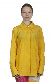Katharina Hovman Damen Hemdbluse gelb