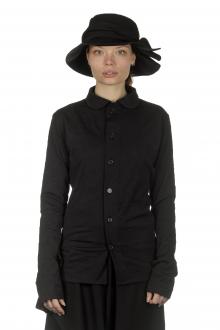 Y's Yohji Yamamoto Damen Hut mit Schleife schwarz