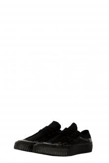Yohji Yamamoto Damen Slip On Sneaker schwarz