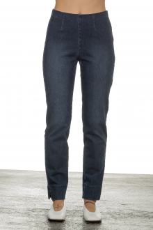 Seductive Damen Jeans Sabrina dunkelblau