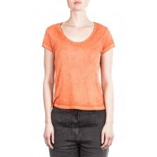 Thom Krom Damen Shirt orange