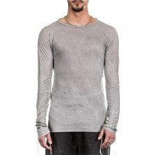 Masnada Herren T-Shirt hellgrau