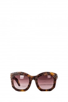 Kuboraum Sonnenbrille MASK B2 plum