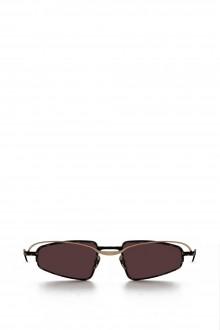 Kuboraum Sonnenbrille MASK H73 BR schwarz gold