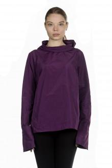 Katharina Hovman Damen Bluse violett