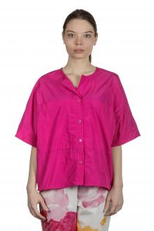 Katharina Hovman Damen Oversized Bluse pink