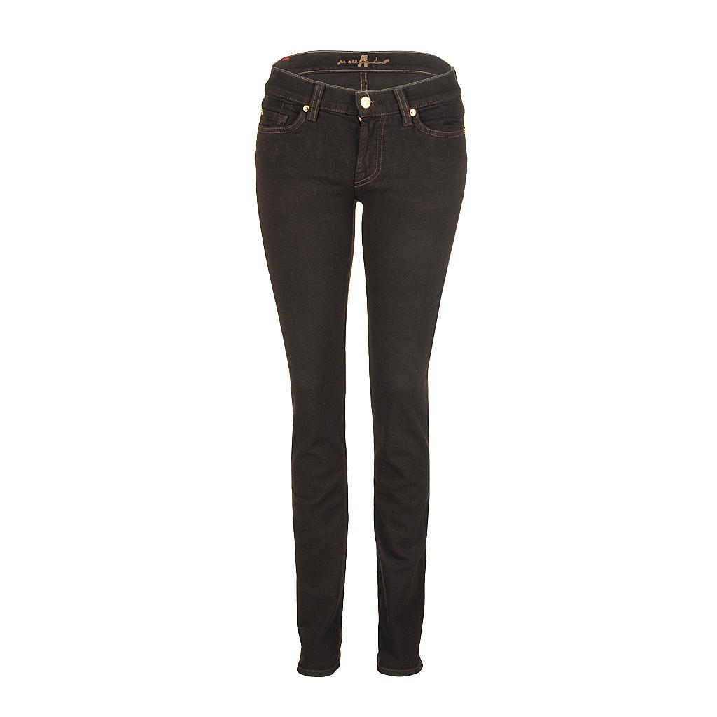 7 for all mankind damen jeans braun bei luxury loft g nstig schnell einkaufen. Black Bedroom Furniture Sets. Home Design Ideas