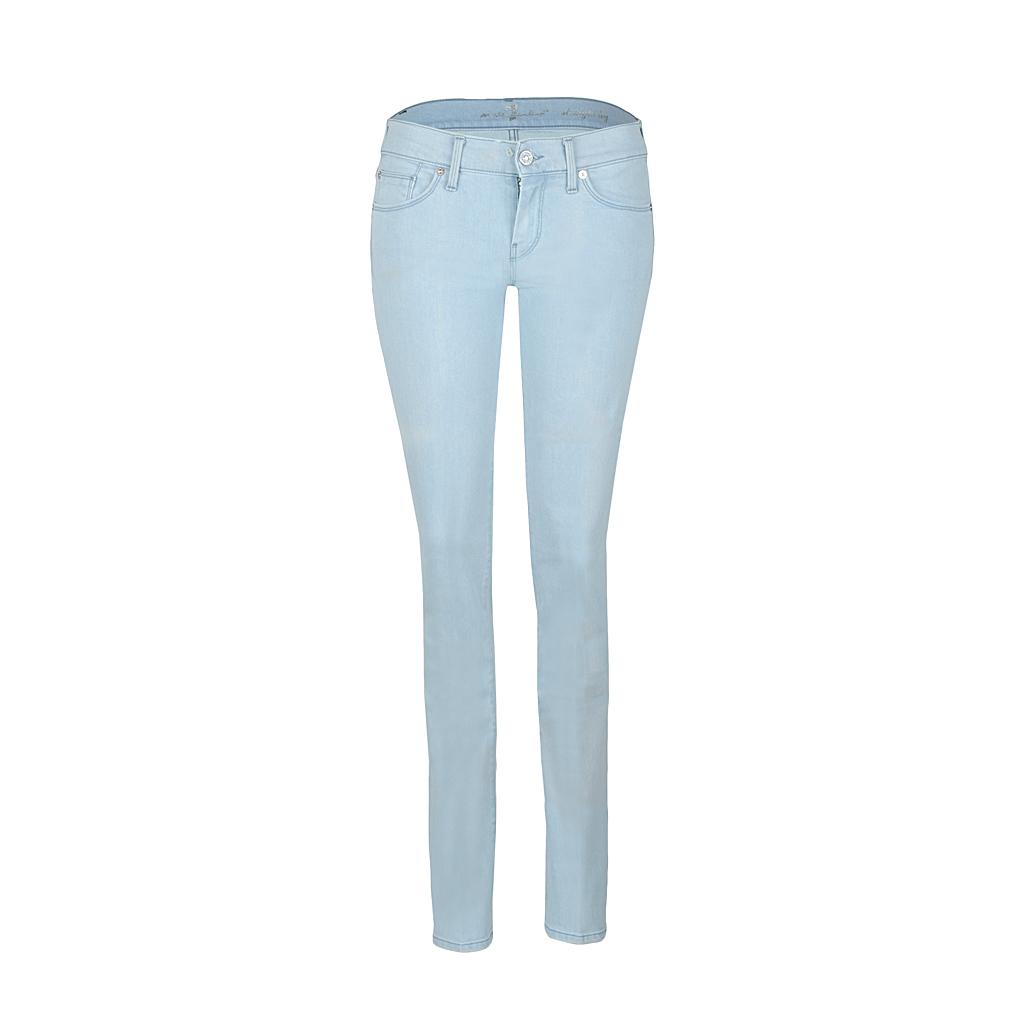 7 for all mankind Jeans STRAIGHT LEG hellblau