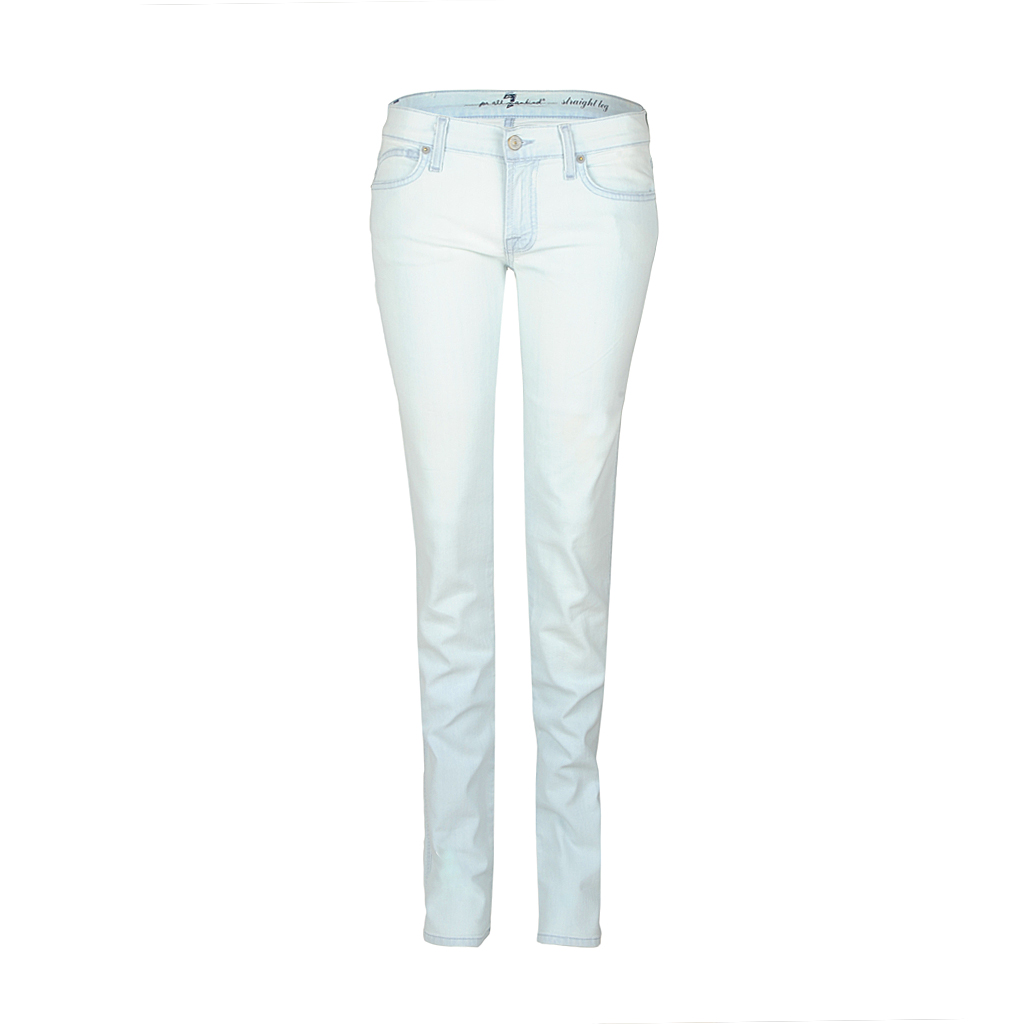7 for all mankind Jeans straight leg SUNSET RIO...