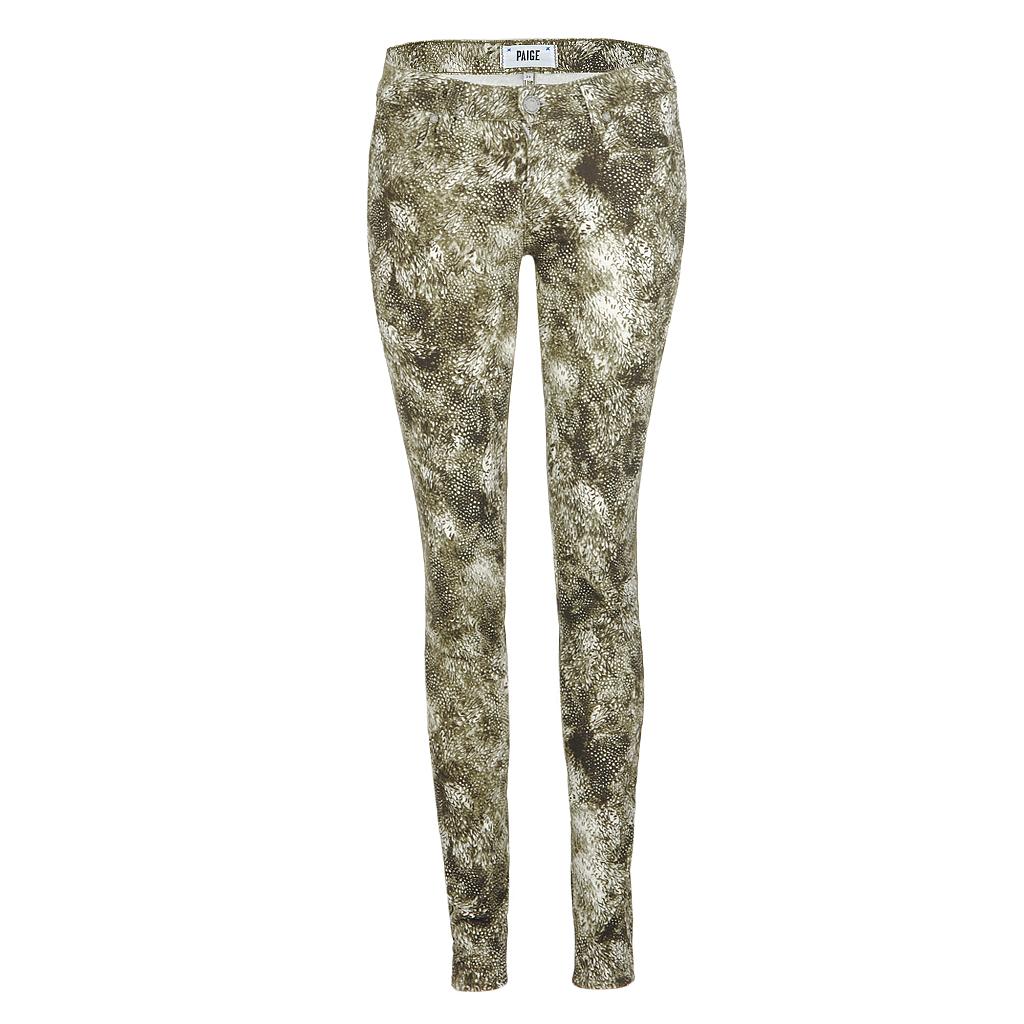 Hosen für Frauen - Paige Jeans Verdugo Ultra Skinny sepia  - Onlineshop Luxury Loft