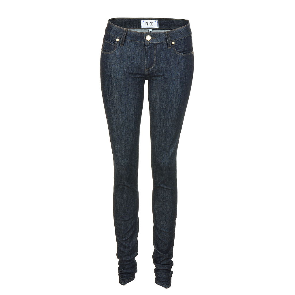Hosen für Frauen - Paige Jeans ULTRA SKINNY RUCHER  - Onlineshop Luxury Loft
