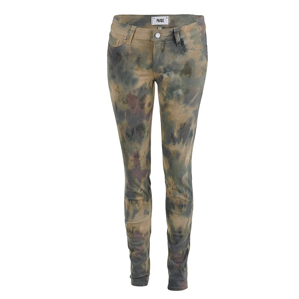 Hosen für Frauen - Paige Jeans VERDUGO ultra skinny in echo  - Onlineshop Luxury Loft