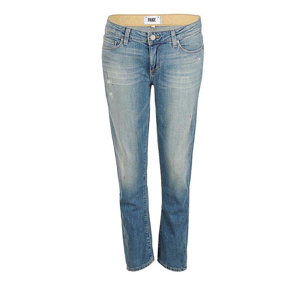 Hosen - Paige Jeans LYDIA monet slouchy skinny  - Onlineshop Luxury Loft