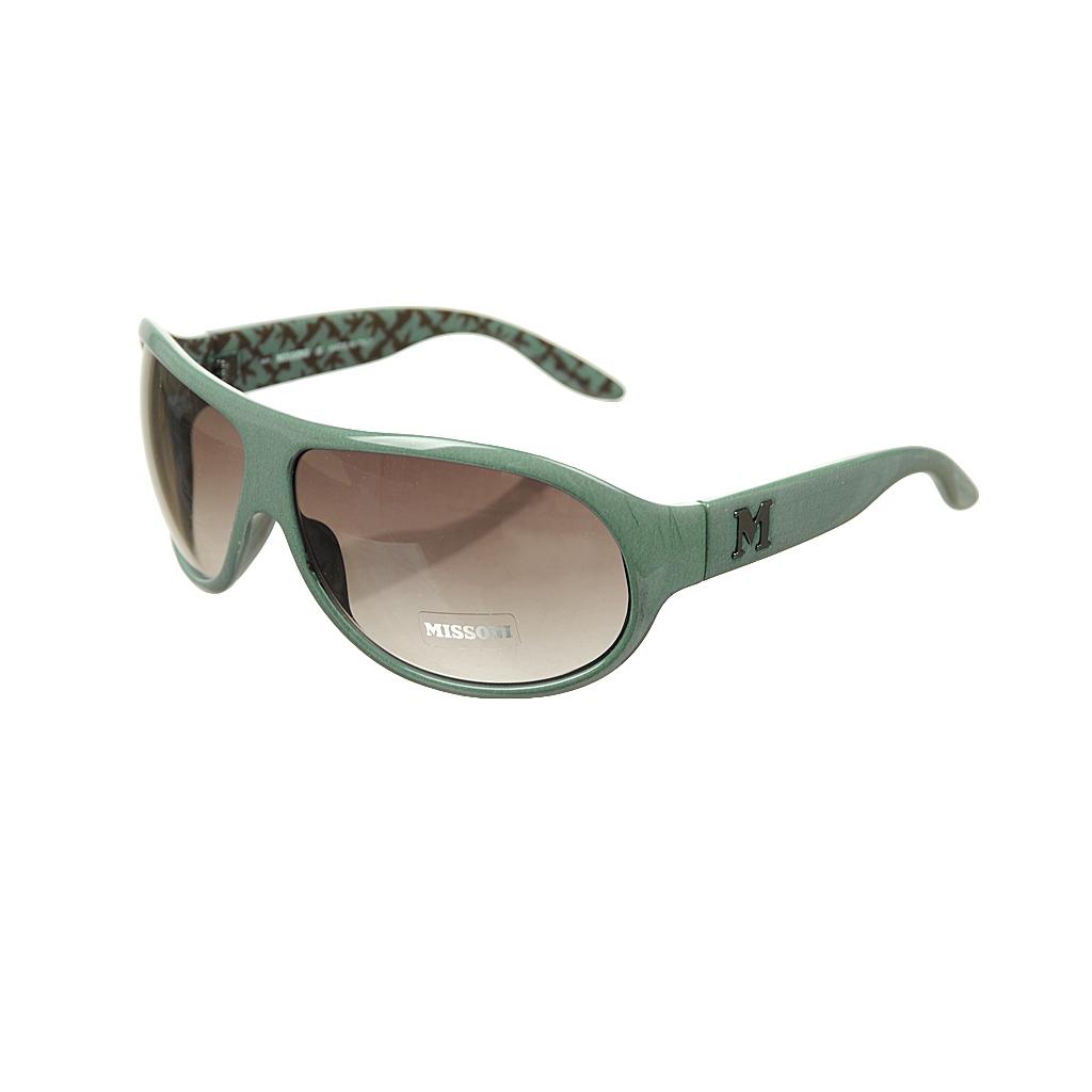 Sonnenbrillen - Missoni Sonnenbrille MI58603 green  - Onlineshop Luxury Loft