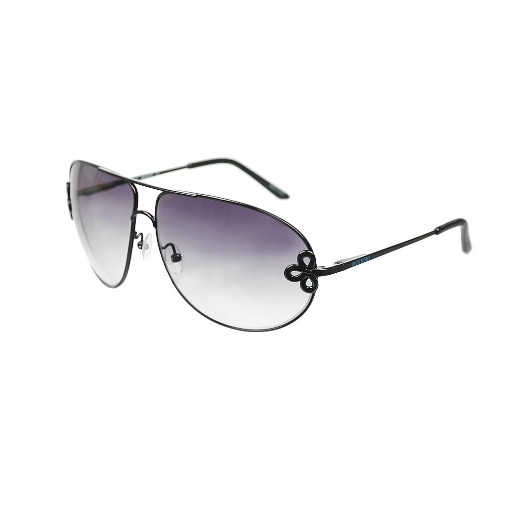 Sonnenbrillen - Missoni Sonnenbrille MI61904 schwarz  - Onlineshop Luxury Loft