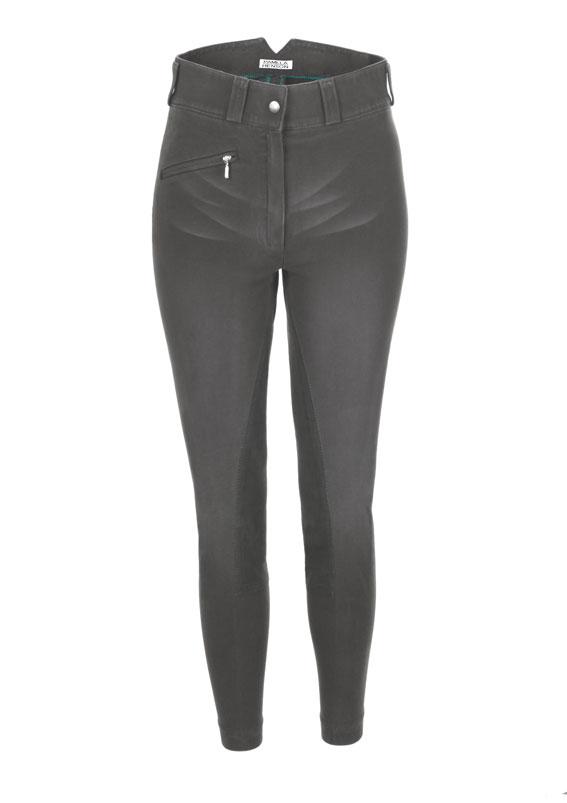 Hosen für Frauen - Pamela Henson Hose DRESSAGE schiefer  - Onlineshop Luxury Loft