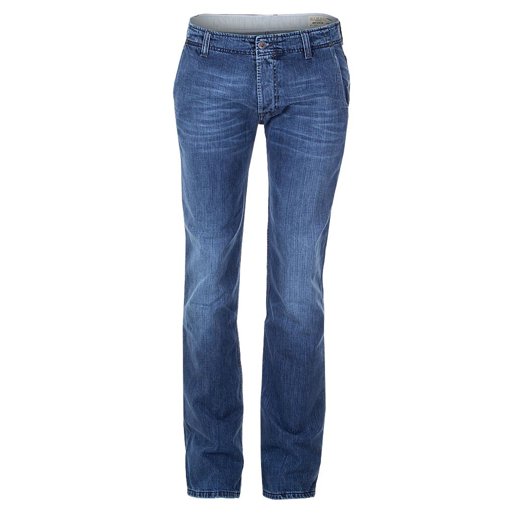 Diesel Herren Jeans REVICK blau