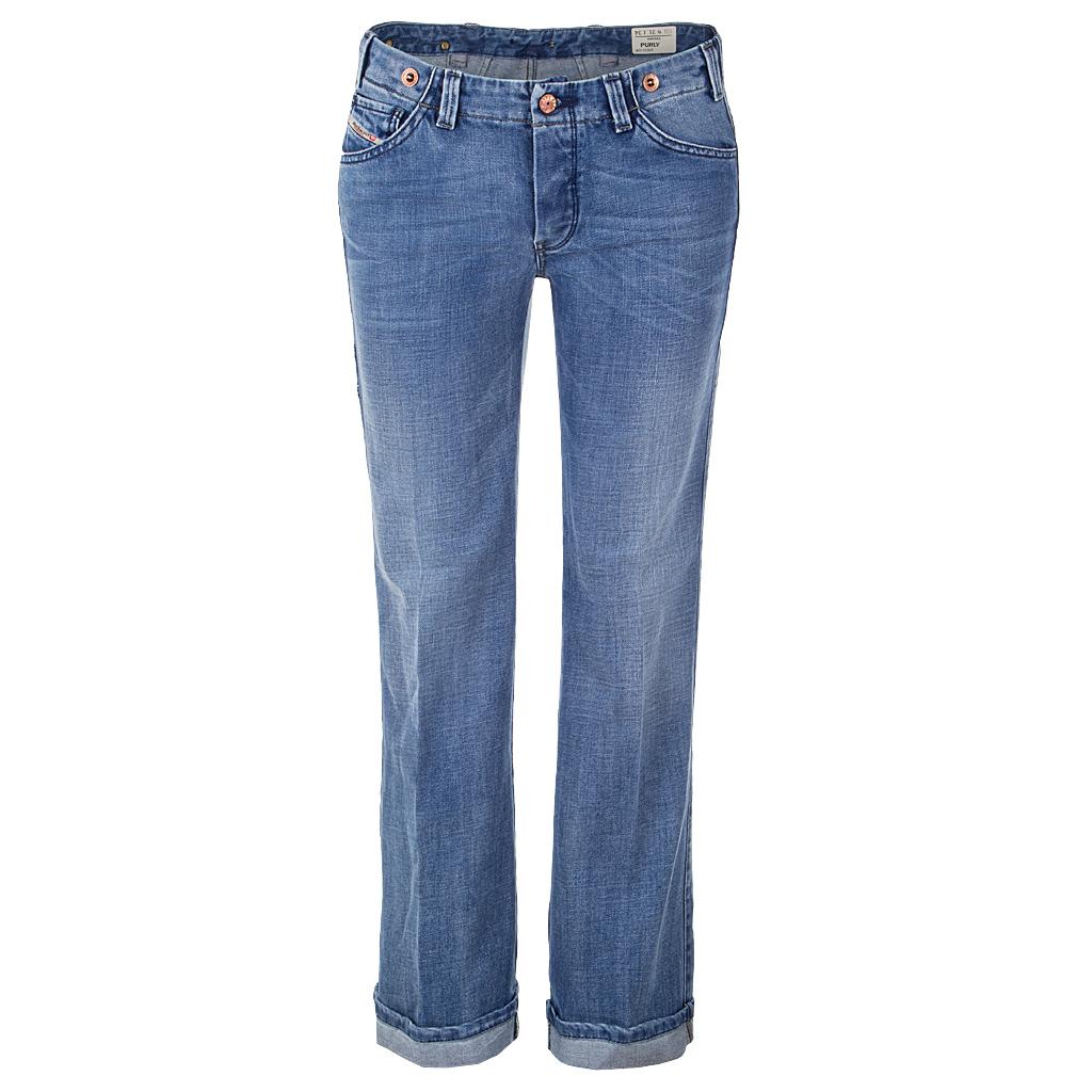 Diesel Herren Jeans PURLY blau